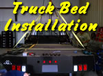 truck bed installation