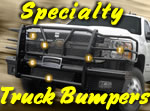 Specialty Truck Bumpers